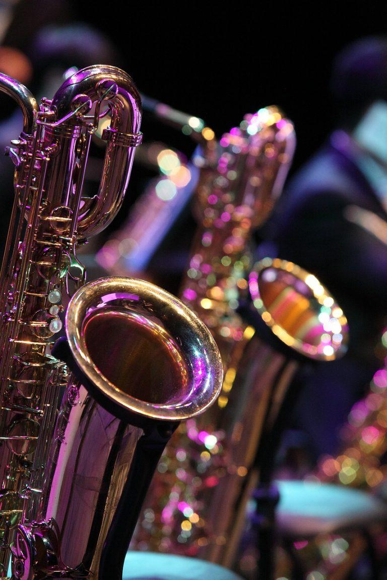 saxophone, played, instrument